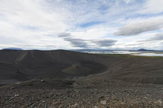 Krater der Hverfjall