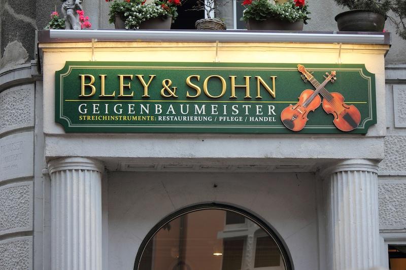 Bley & Sohn - Geigenbaumeister