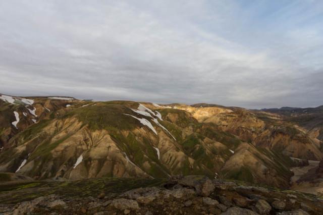 Eine faszinierende Landschaft