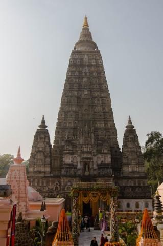 Mahabodhi Temple (1.-3. Jh. n. Chr.)