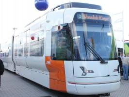 Straßenbahn für Bielefeld