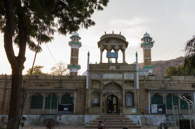 Moti Mosque (14. Jh.)