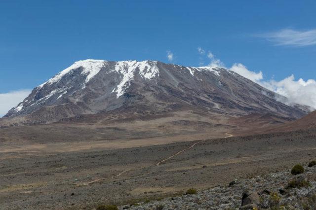 Mt. Kibo