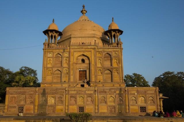 Nisar Begam's Tomb