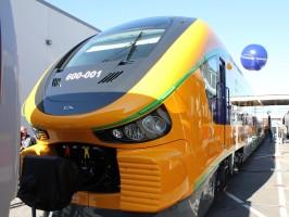 Dieseltriebwagen von PESA für DB Regio