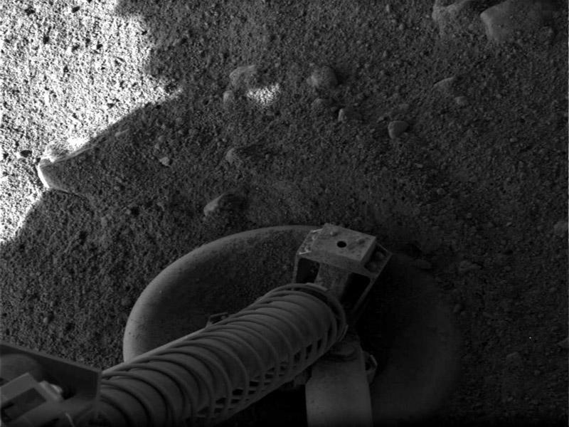 Phoenix Mars Lander; Quelle: NASA