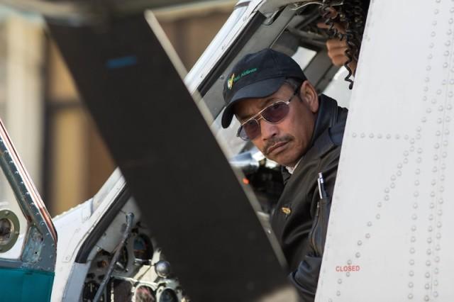 Pilot der DHC-6-300
