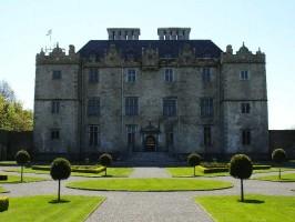 Portumna Castle und Garten