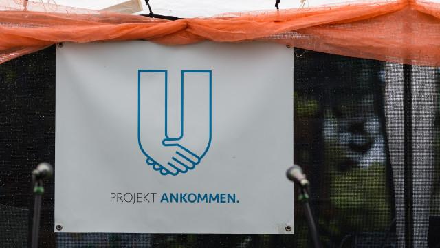 Projekt Ankommen