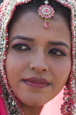 Schauspielerin Sabina Khan