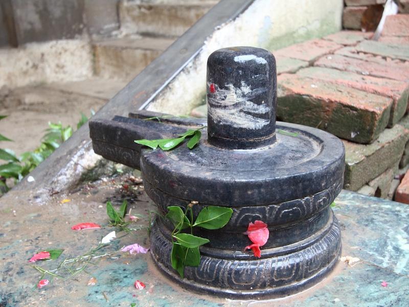 Shiva-Linga und Yoni
