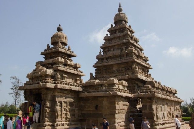 Shore Temple (etwa 8. Jh.)