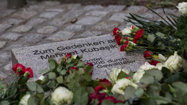 Gedenkstein an der Mallinckrodtstraße