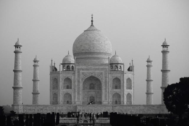 Taj Mahal (Foto I)