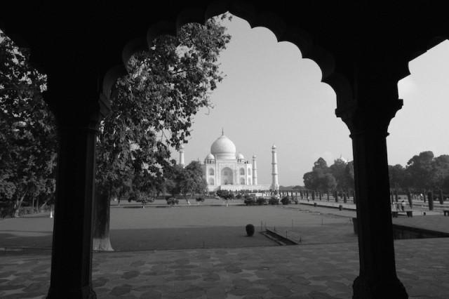 Taj Mahal (Foto III)