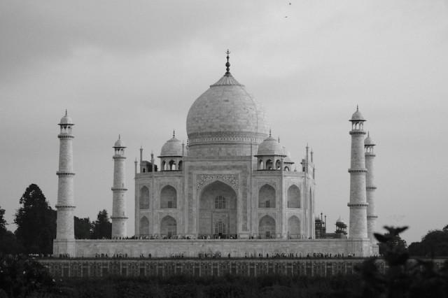 Taj Mahal (Foto IV)