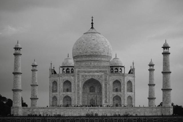 Taj Mahal (Foto V)