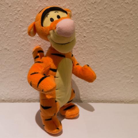 Ich bin ein netter Tiger
