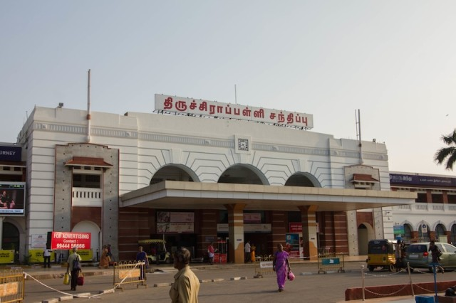 Tiruchirappalli Junction