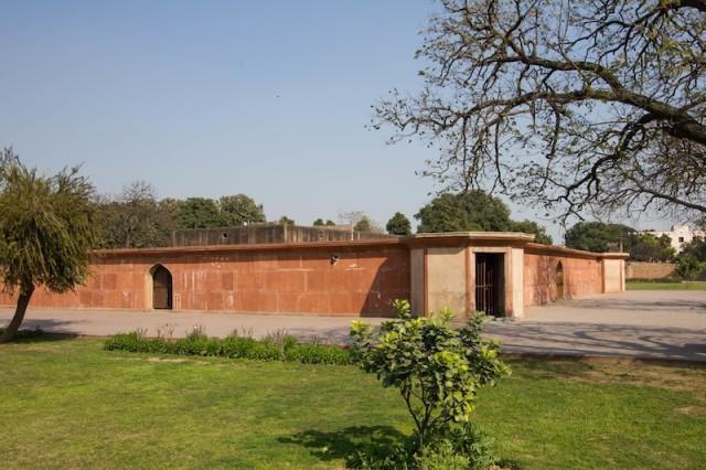 Tomb of Najaf Khan