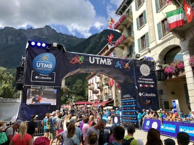 Ultra Trail Mont Blanc (UTMB)