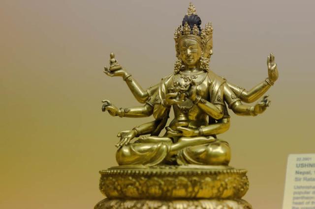Ushnisavijaya, Nepal, 17. Jh.