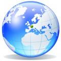 Vergleich Erde - Wasserreserven