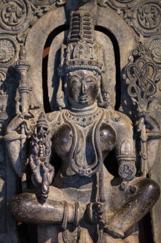 Yakshini Padmavati, Karnataka, 12. Jh.