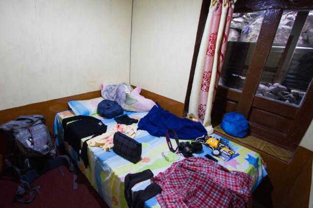 Zimmer in Namche Bazaar