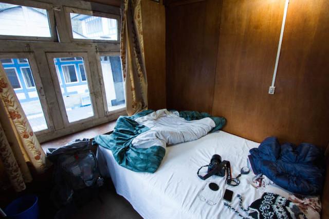 Zimmer in Phakding