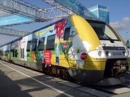 Zug der SNCF
