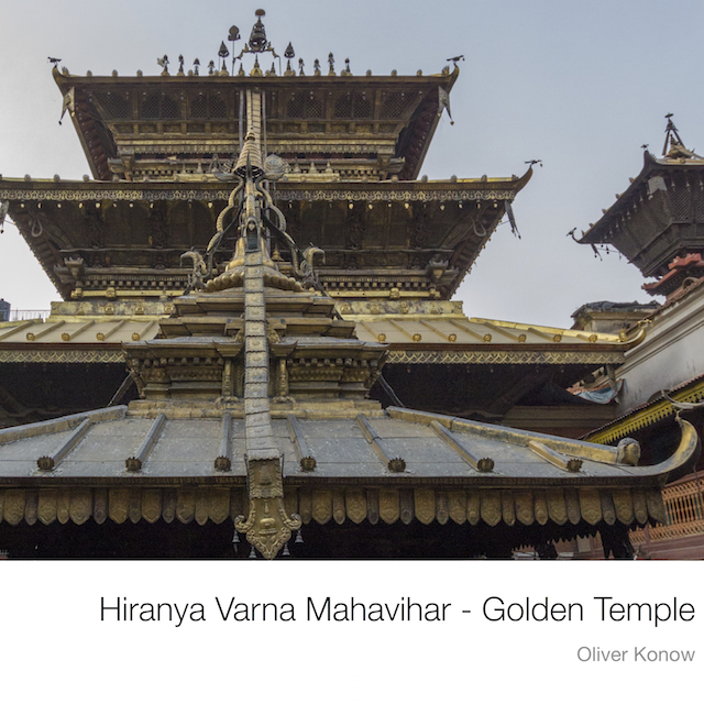 Hiranya Varna Mahavihar - Golden Temple