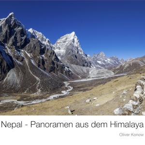 Nepal - Panoramen aus dem Himalaya