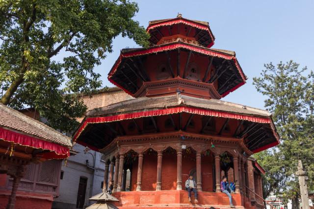 Chysain Dega Temple/Krishna Mandir